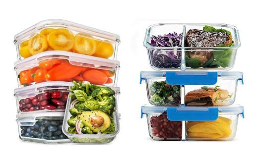 Meal Storage Containers