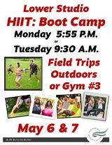 HIIT Boot Camp Snip It