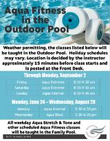 Outdoor Pool Photo
