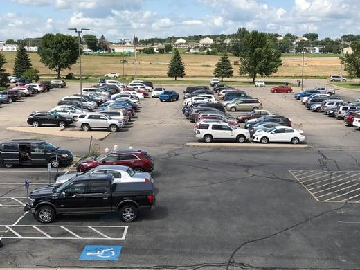 Parking Lot Photo