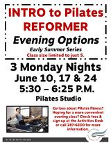 Pilates Intro to Reformer