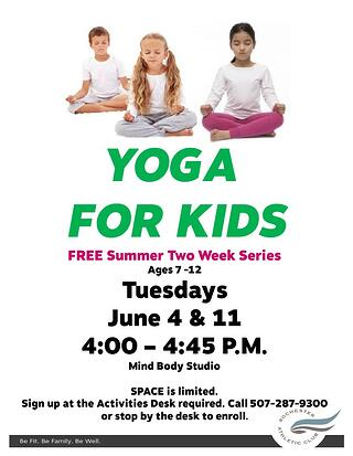 Yoga for Kids Photo