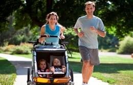 Family Stroller