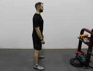 JL Body Squat Start