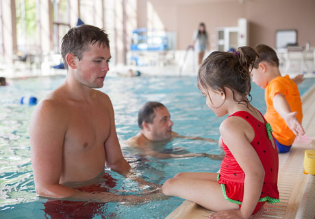 Childrens-Swim-Lesson