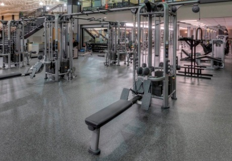 Free Weight Area 1