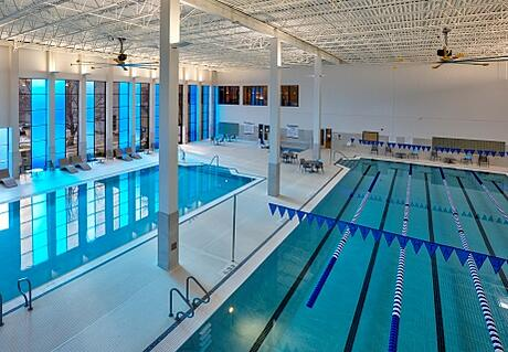 Pools - Rochester Athletic Club