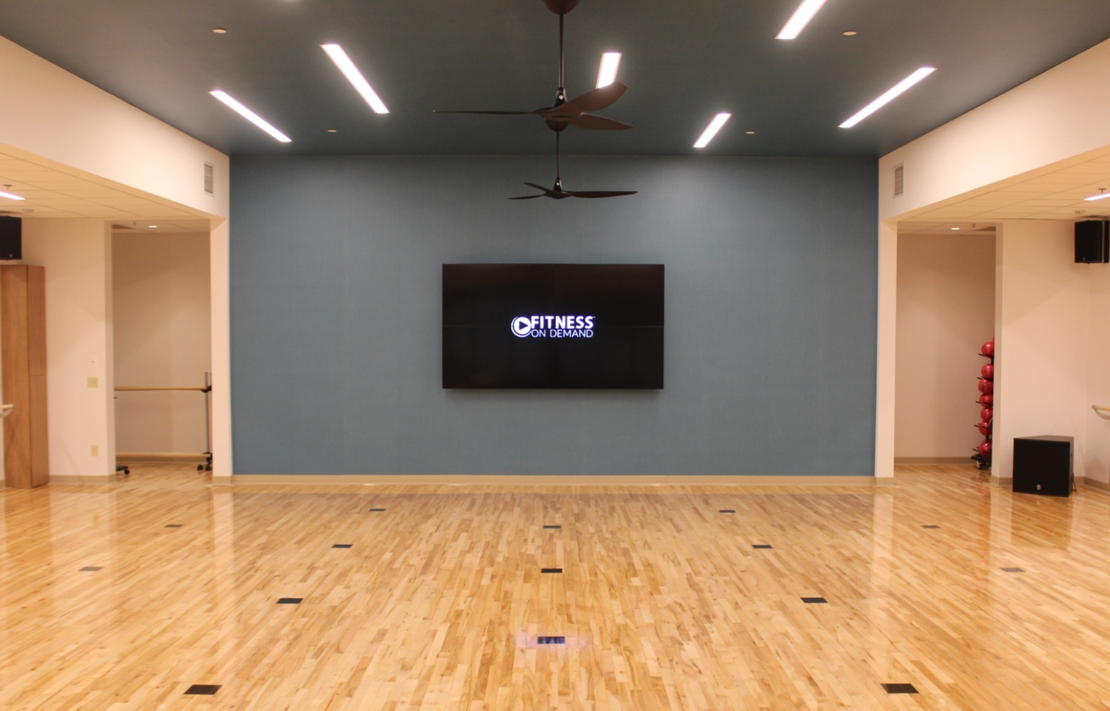 Upper Studio Header size