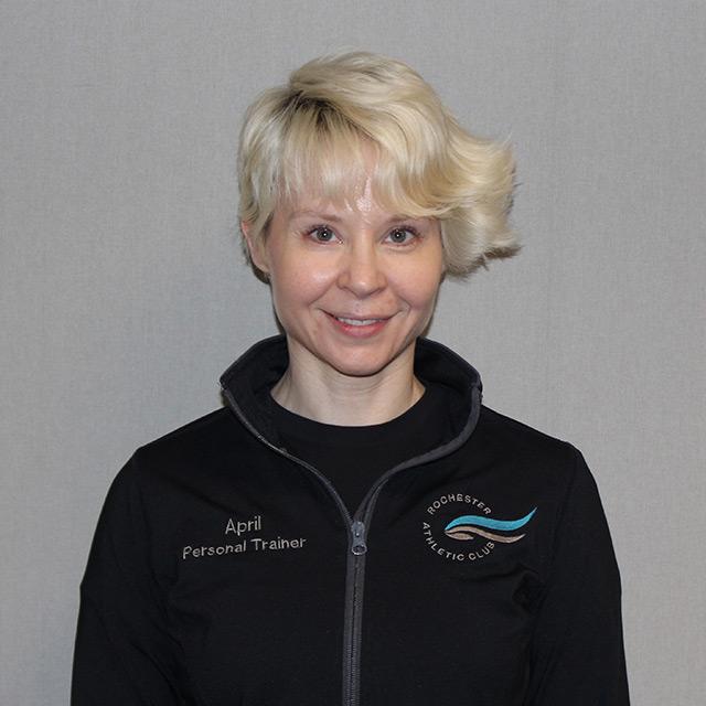 April Dahl