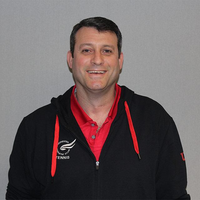 Ben Maes - Racquet Sports Director