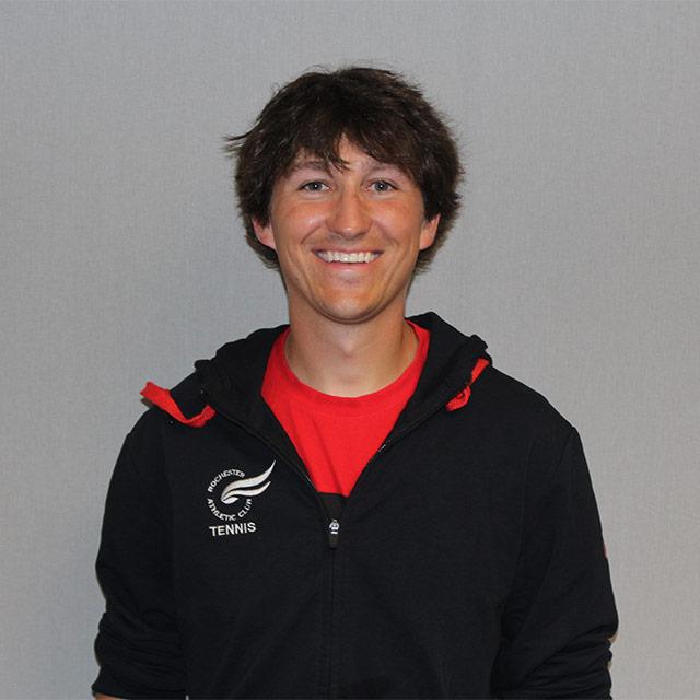 Steve Tacl - Junior Tennis Coordinator
