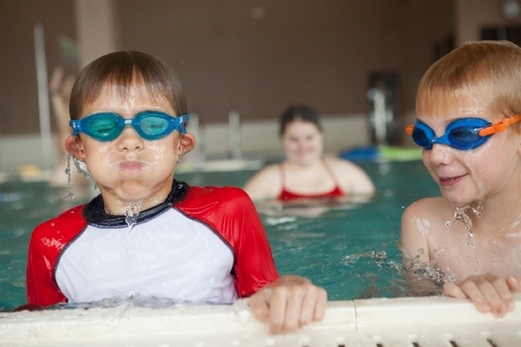 Pools & Swimming