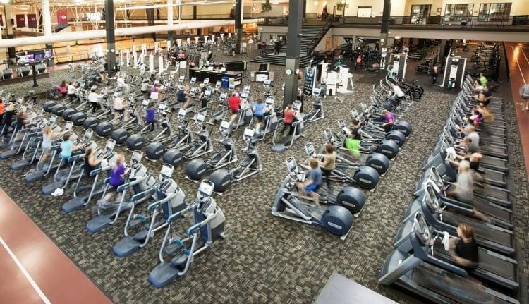 Fitness Floor
