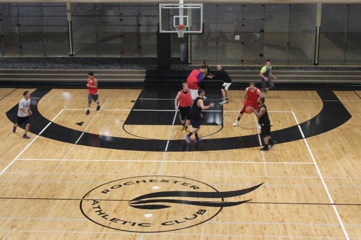 Basketball Gyms