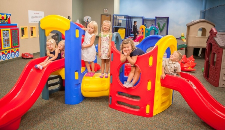 Kids Club & Play Area