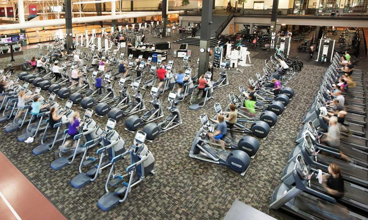 Photo of Fitness Floor